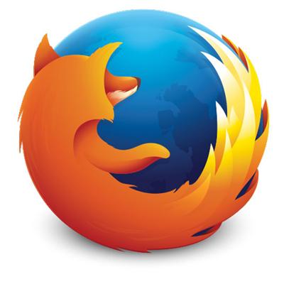 firefox logo dizajn