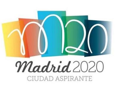 logo-dizajn za olimpijske igre u madridu