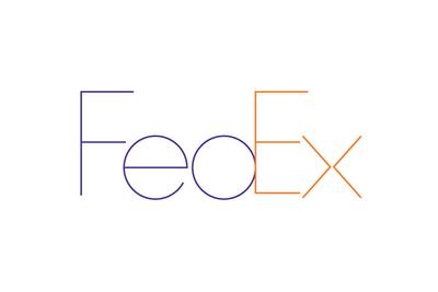 fedex logo dizajn