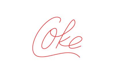 coca cola tin logo